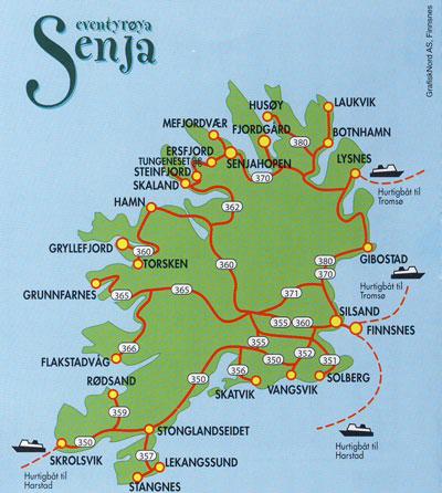 senja kart Kart Senja | Kart